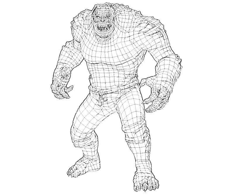 croc coloring pages killer croc coloring pages kids coloring pages