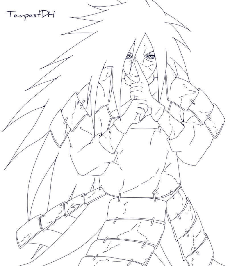 Madara Coloring Pages Coloring Pages Kids 2019 Coloring Home