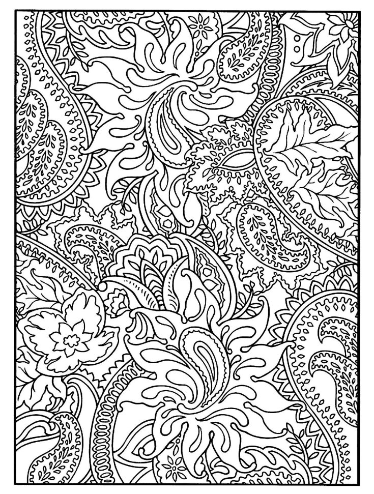 30 Totally Awesome Free Adult Coloring Pages ‹� The Quiet Grove - Coloring  Home