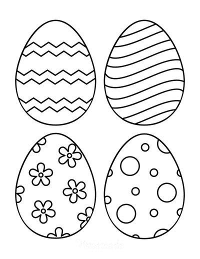 100 Easter Coloring Pages For Kids Free Printables - Coloring Home