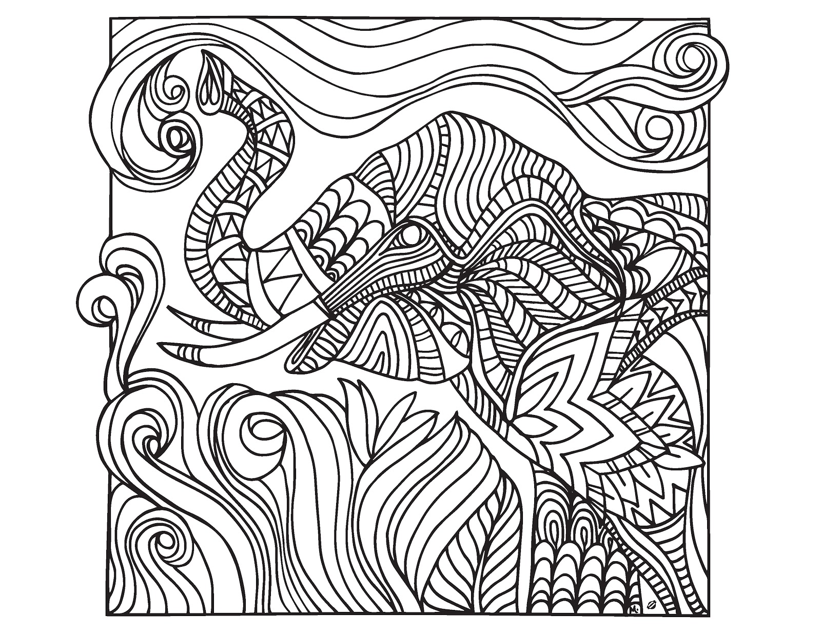 Relaxation Coloring Pages Az Coloring Pages Relaxation Coloring Pages