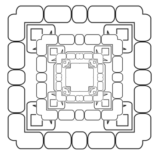 3d Coloring Page Coloring Home