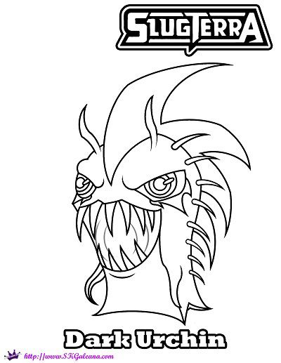 Slugterra Coloring Pages Coloring Home