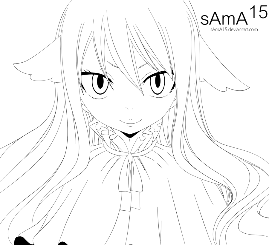 Mavis Coloring Page