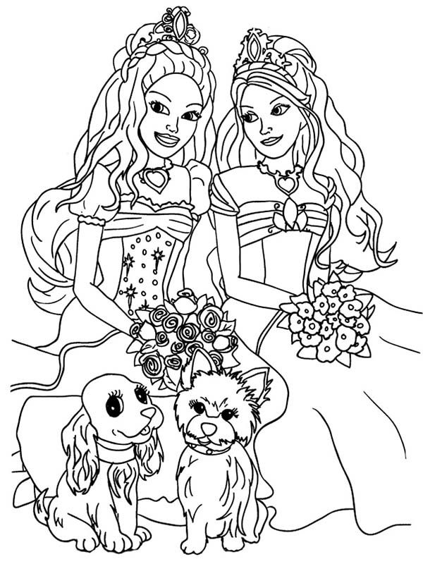 barbie kelly coloring pages - photo#14