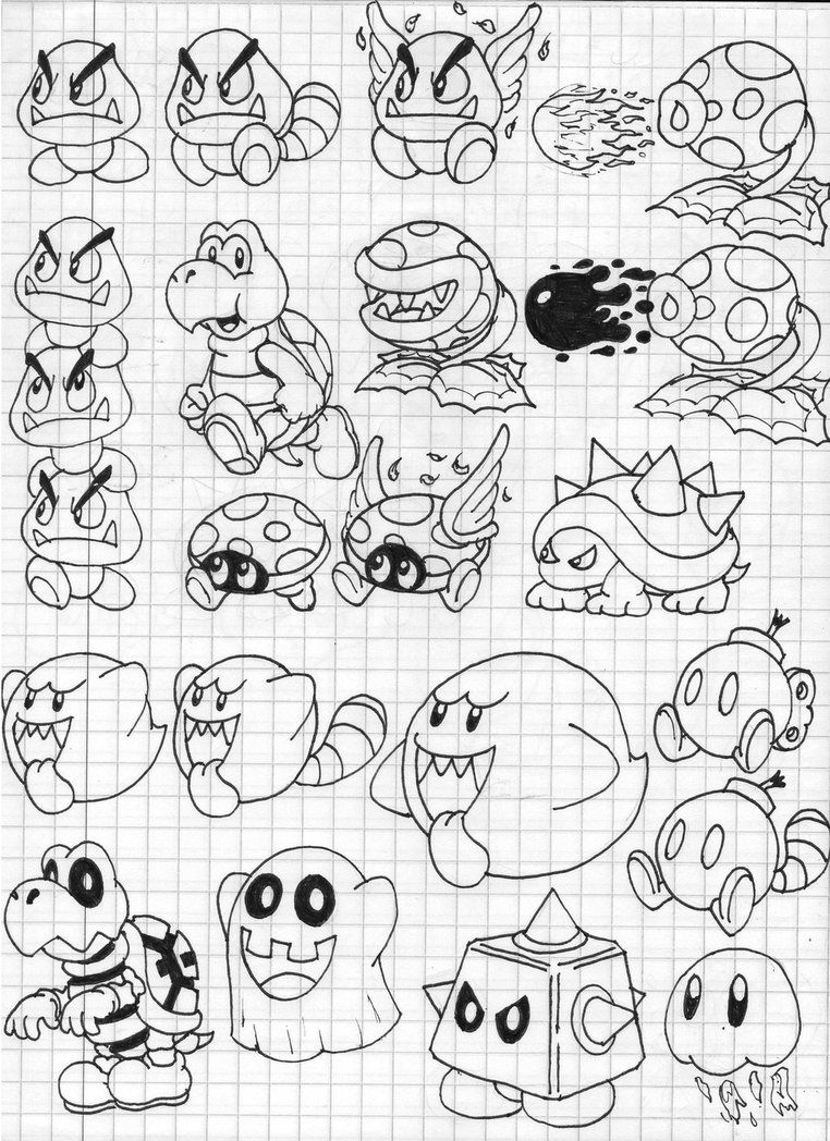 3d coloring pages - 11 Pics Of Mario 3d World Coloring Pages Mario 3d Land Coloring
