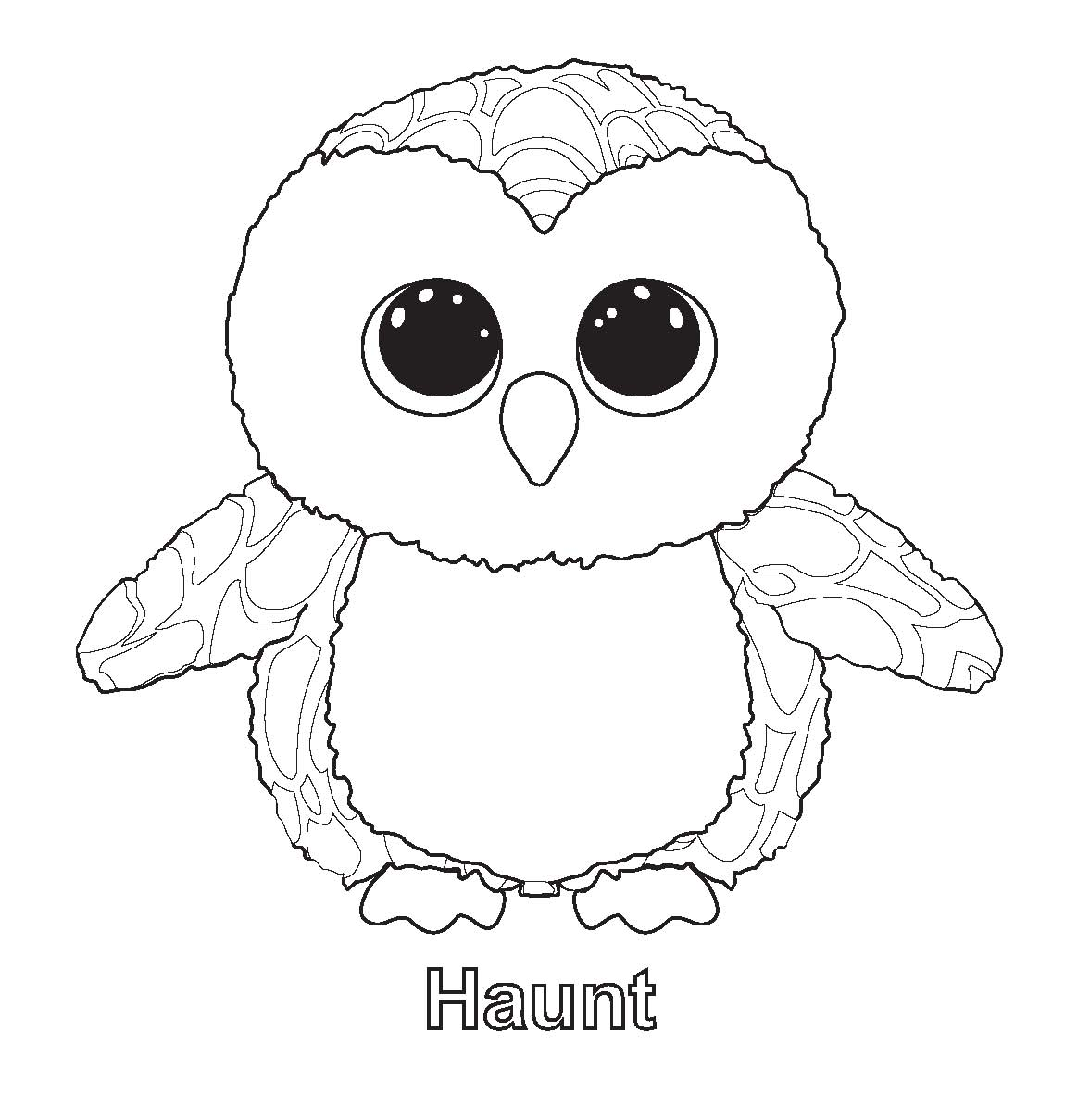 Clip Art King Boo Coloring Pages boo coloring pages az ty beanie download and print for free
