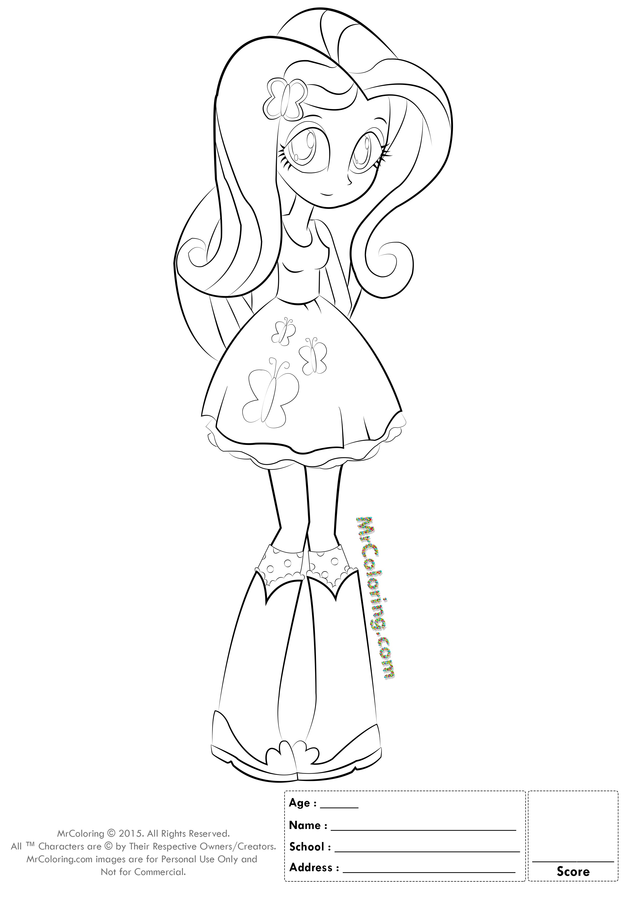 11 Pics Of Equestria Girls Coloring Pages Printable - MLP ...
