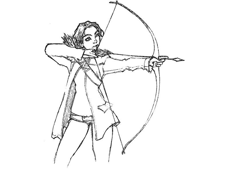 hunger games printable coloring pages | Hunger Games Coloring Pages - Coloring Home
