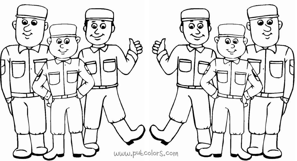 Veterans Day Thank You Coloring Page - GetColoringPages.com | 554x1021