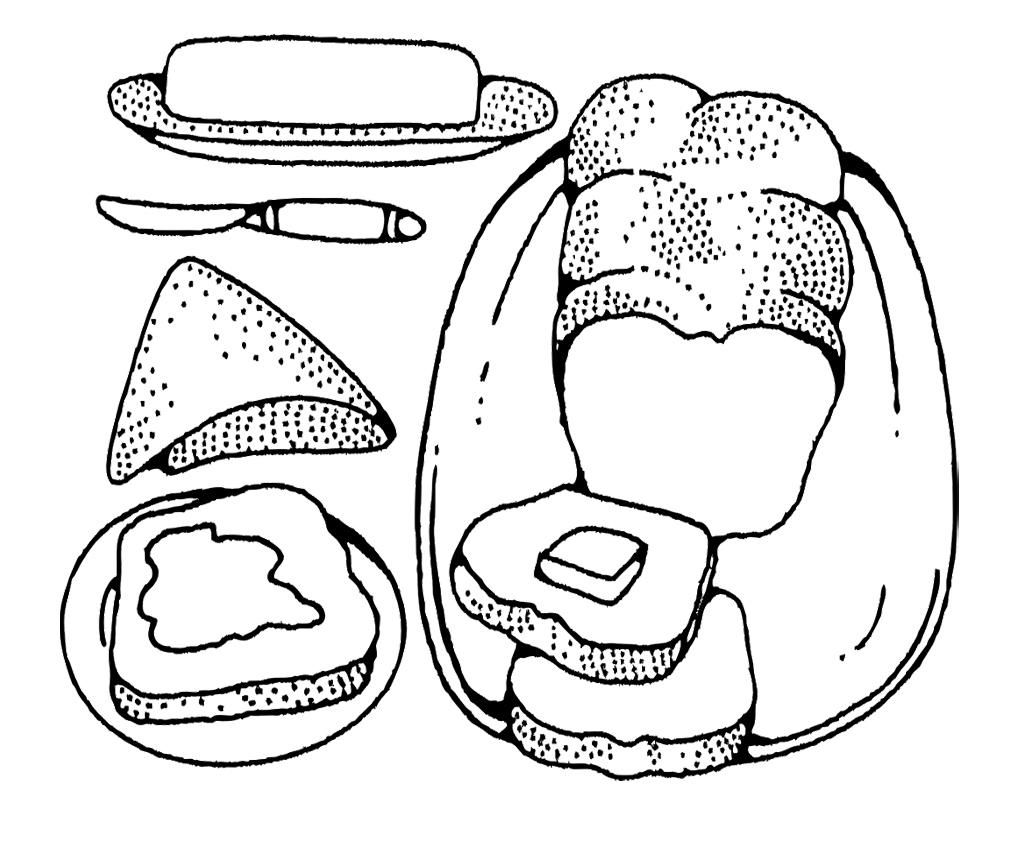 Kawaii food coloring pages az coloring pages for Food color pages