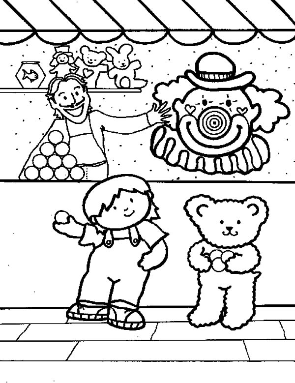 Gaming Coloring Pages - Coloring Home