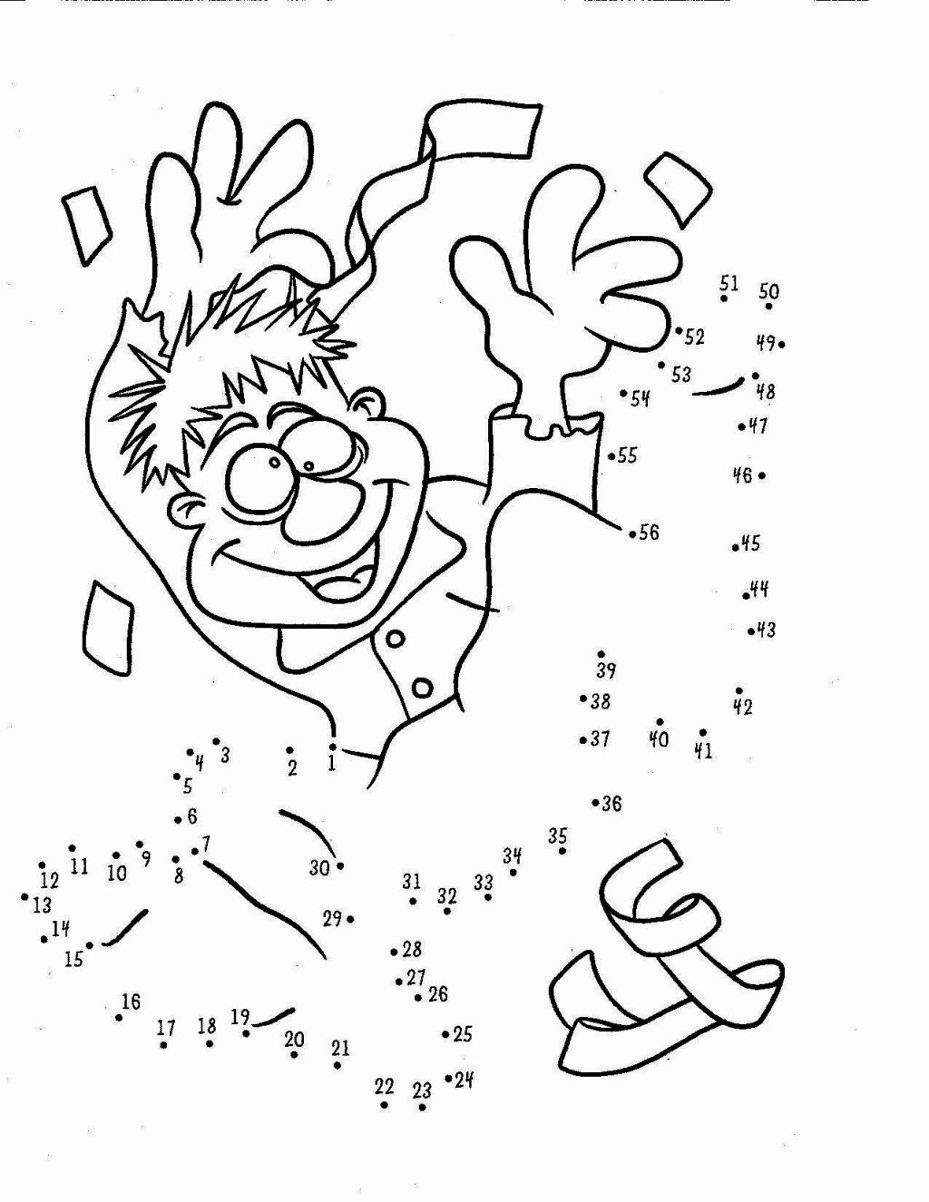 Math coloring pages for first graders tinkerbell for Coloring pages for 7th graders