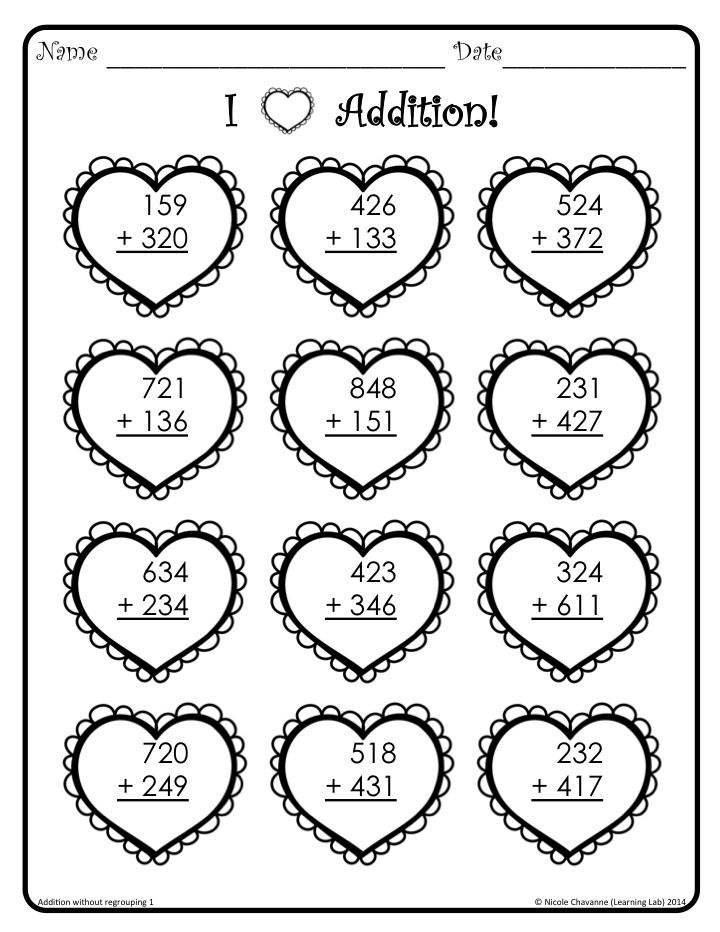 Delighted Free Printable Addition And Subtraction Worksheets For ...