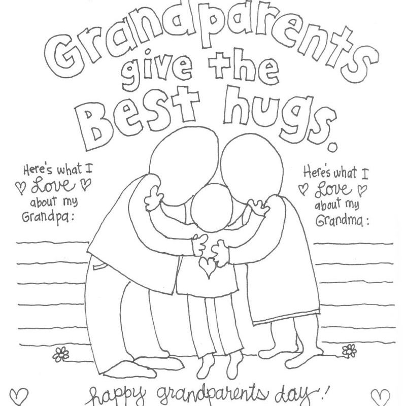 Free, Printable Grandparents Day ...thesprucecrafts.com