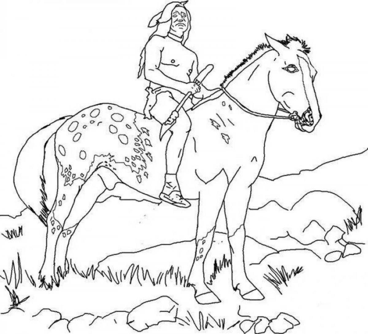 8 Pics of Native American Girl Coloring Pages - Native American ...