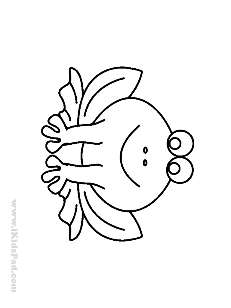 Free printable easy coloring pages ~ Kindergarten Coloring Pages Easy - Coloring Home