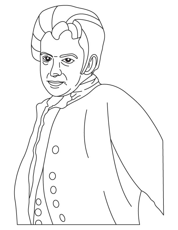 Steam Engine James Coloring Pages