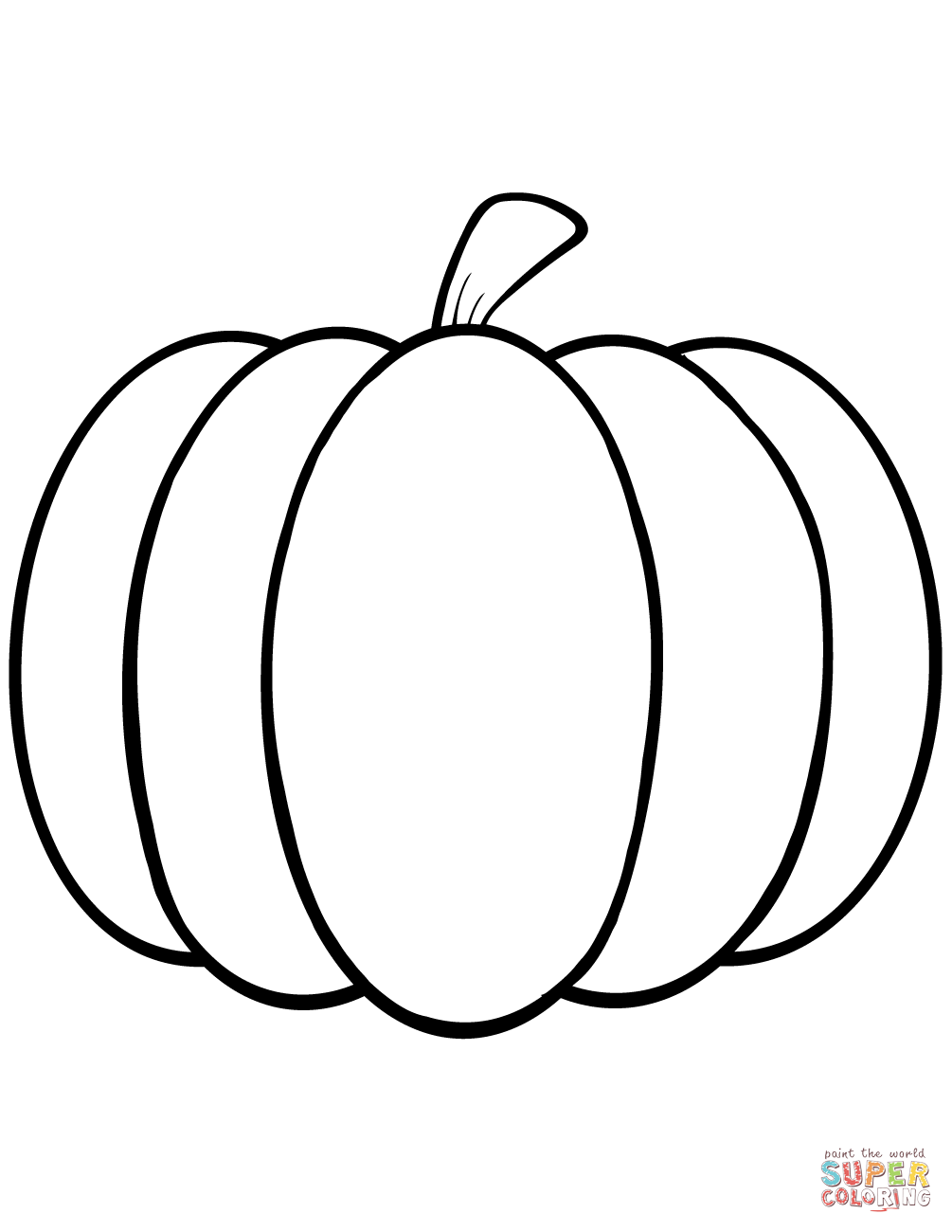 pumpkin cut out coloring pages - photo#16