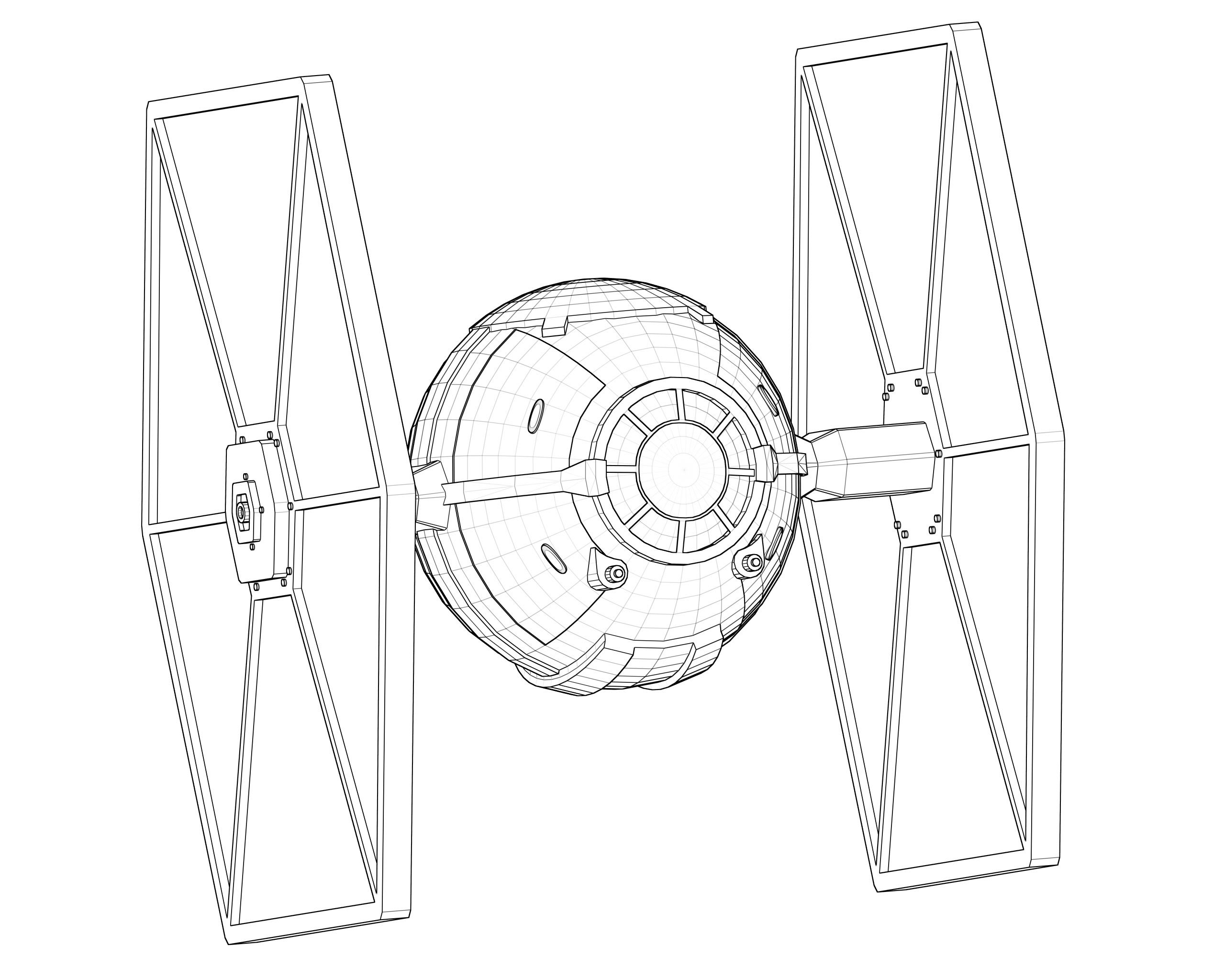 Lofted bed inspiration | Star wars coloring book, Tie fighter, Star wars  drawings