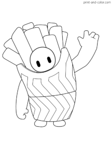 FALL GUYS COLORING PAGES | Coloring ...pinterest.com