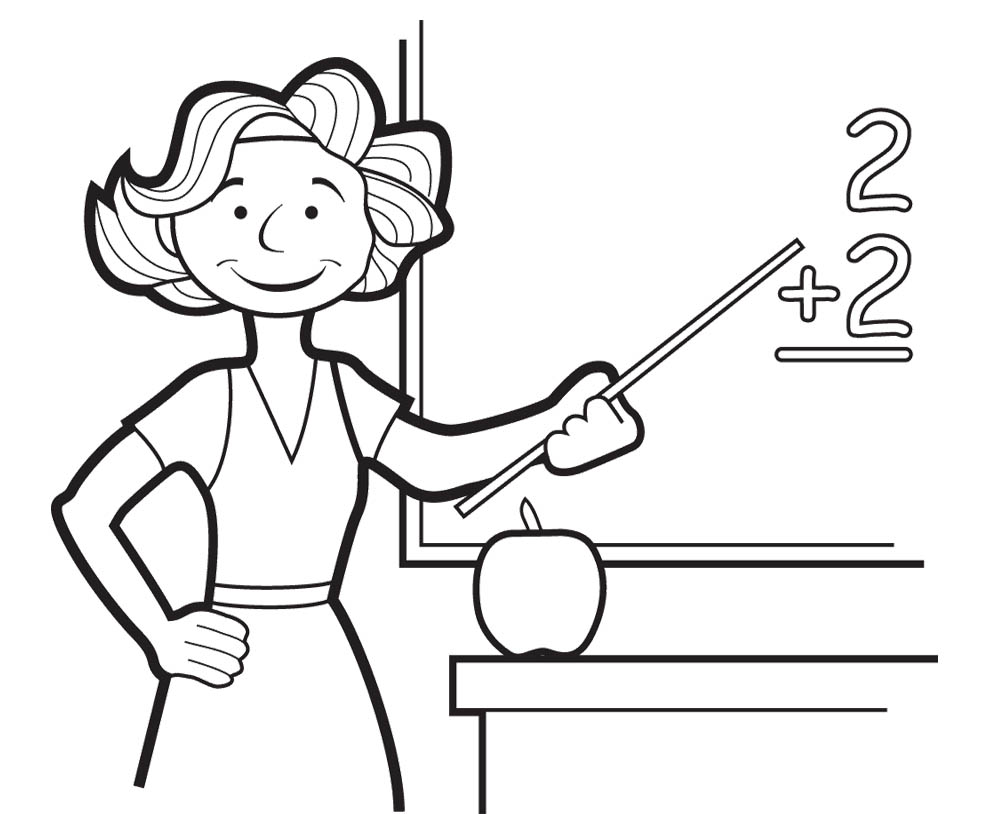 Teacher Appreciation Week Coloring Pages on Teacher Appreciation Week Coloring Pages