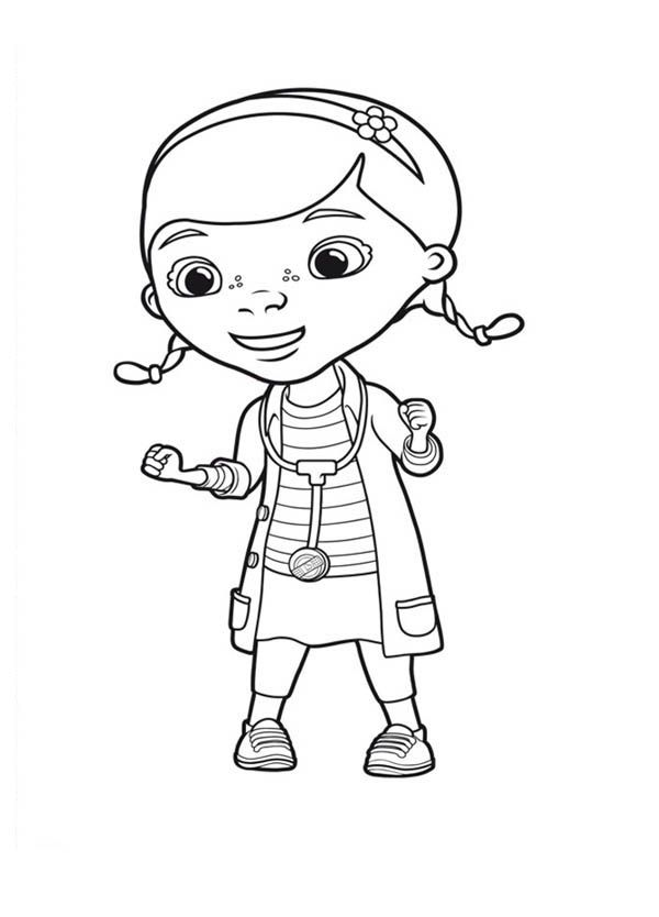 Disney Coloring Pages Doc Mcstuffins : Doc mcstuffins coloring pages az