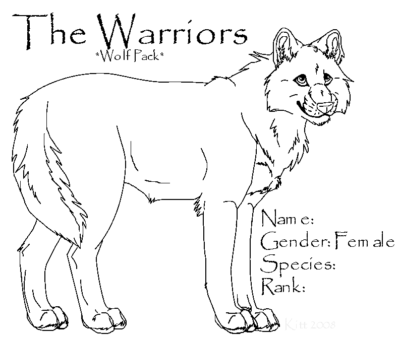 6 Pics Of Fighting Wolf Coloring Pages - Anime Wolves ...