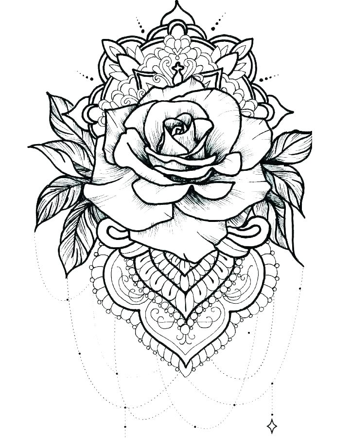 Tattoo Coloring Pages For Adults Best Coloring Pages For Kids Coloring Home This subreddit is intended for posting your own personal tattoos, but also includes: coloring home