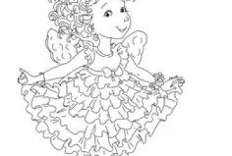 Fancy Nancy Coloring Pages For Kids And For Adults Coloring Home