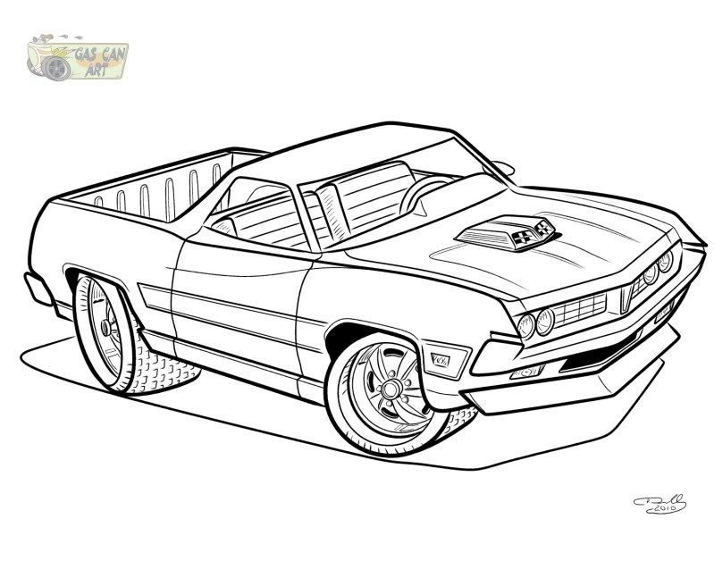 Printable 51 Cool Car Coloring Pages 7875 - Coloring Pages Of Cool ...