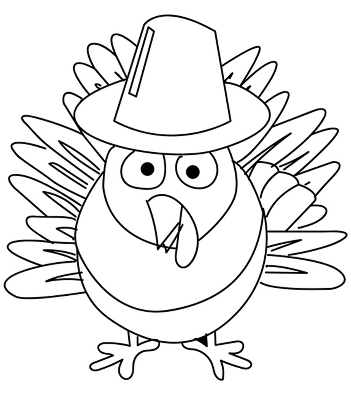 Thanksgiving Coloring Pages Online - Coloring Home | 1350x1200