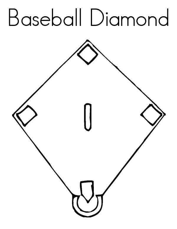 Diamond Shape Coloring Pages - Coloring Home