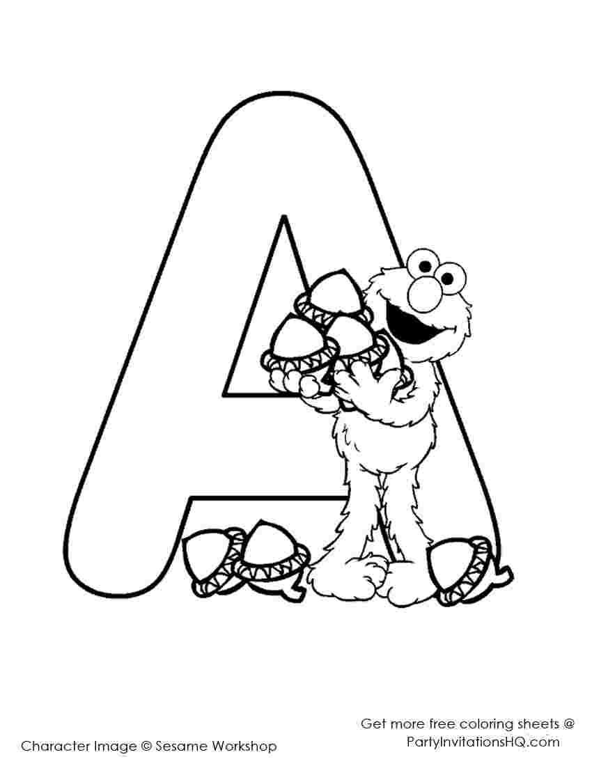 coloring pages letters preschool letter a coloring pages preschool ...