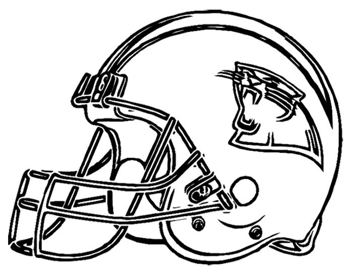 printable cam newton coloring pages - photo#14