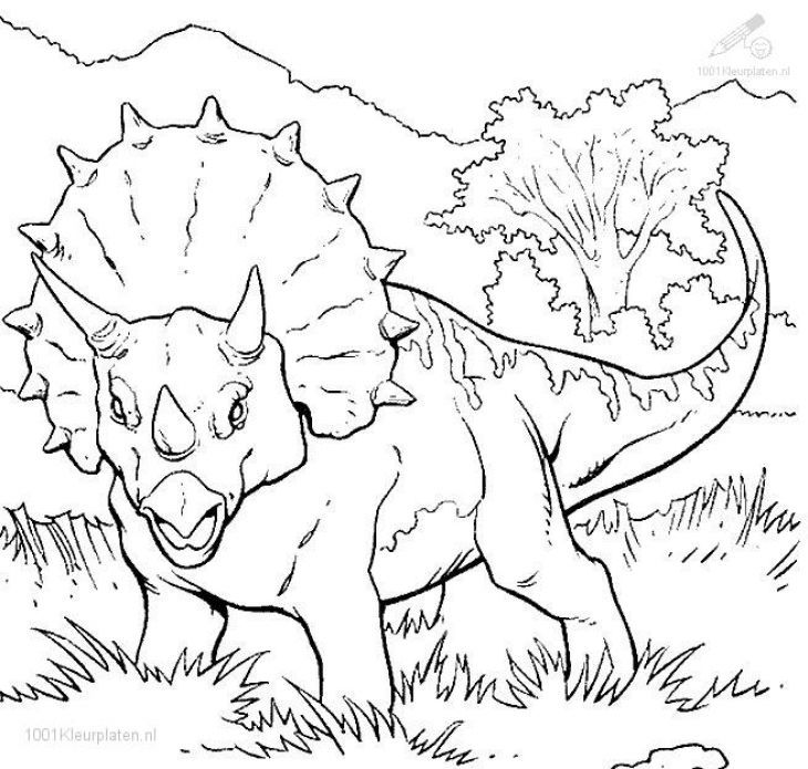 Free Printable Jurassic Park Coloring Pages - Coloring Home