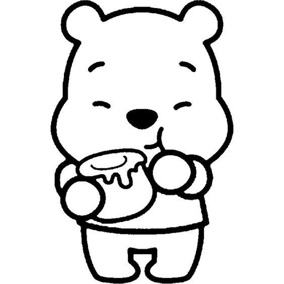 disney cutie coloring pages - photo#14