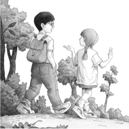 Jack And Annie Coloring Pages