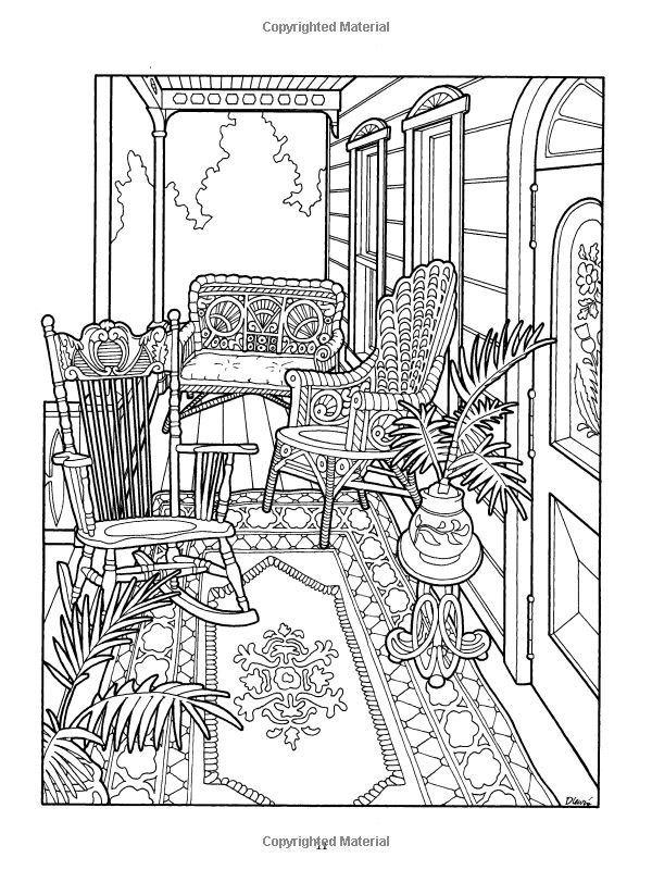 victorian print coloring pages - photo#5