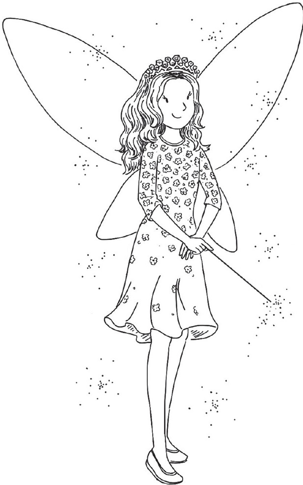 Rainbow Magic Coloring Pages 38 rainbow fairies coloring pages ...