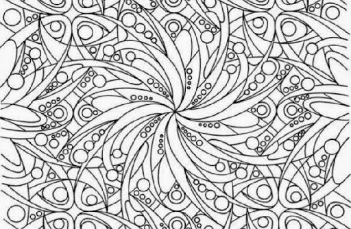 Free Printable Coloring Pages Difficult - Coloring Home