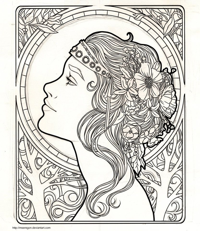 arts coloring pages - photo#7