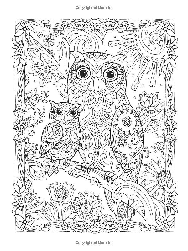 Coloring Page For Creativity - Coloring Home