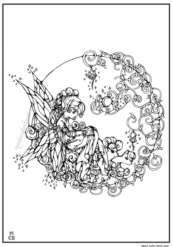 Rooster And Fox Coloring Pages