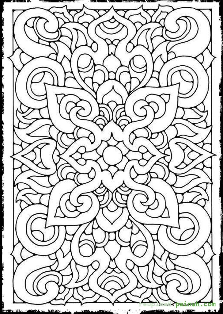 Cool For Teenagers Printable - Coloring Pages for Kids and for Adults