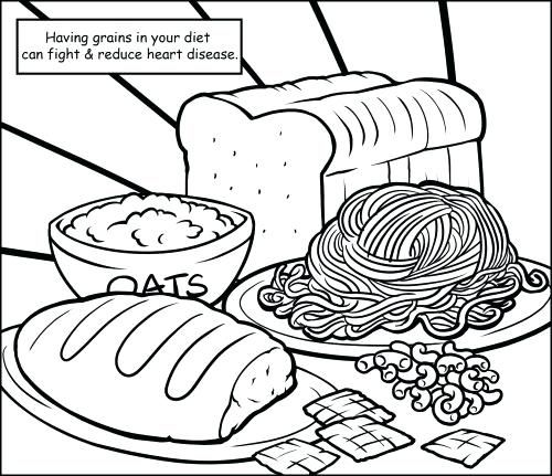 Fascinating Coloring Pages Rice Pdf ...picolour.com