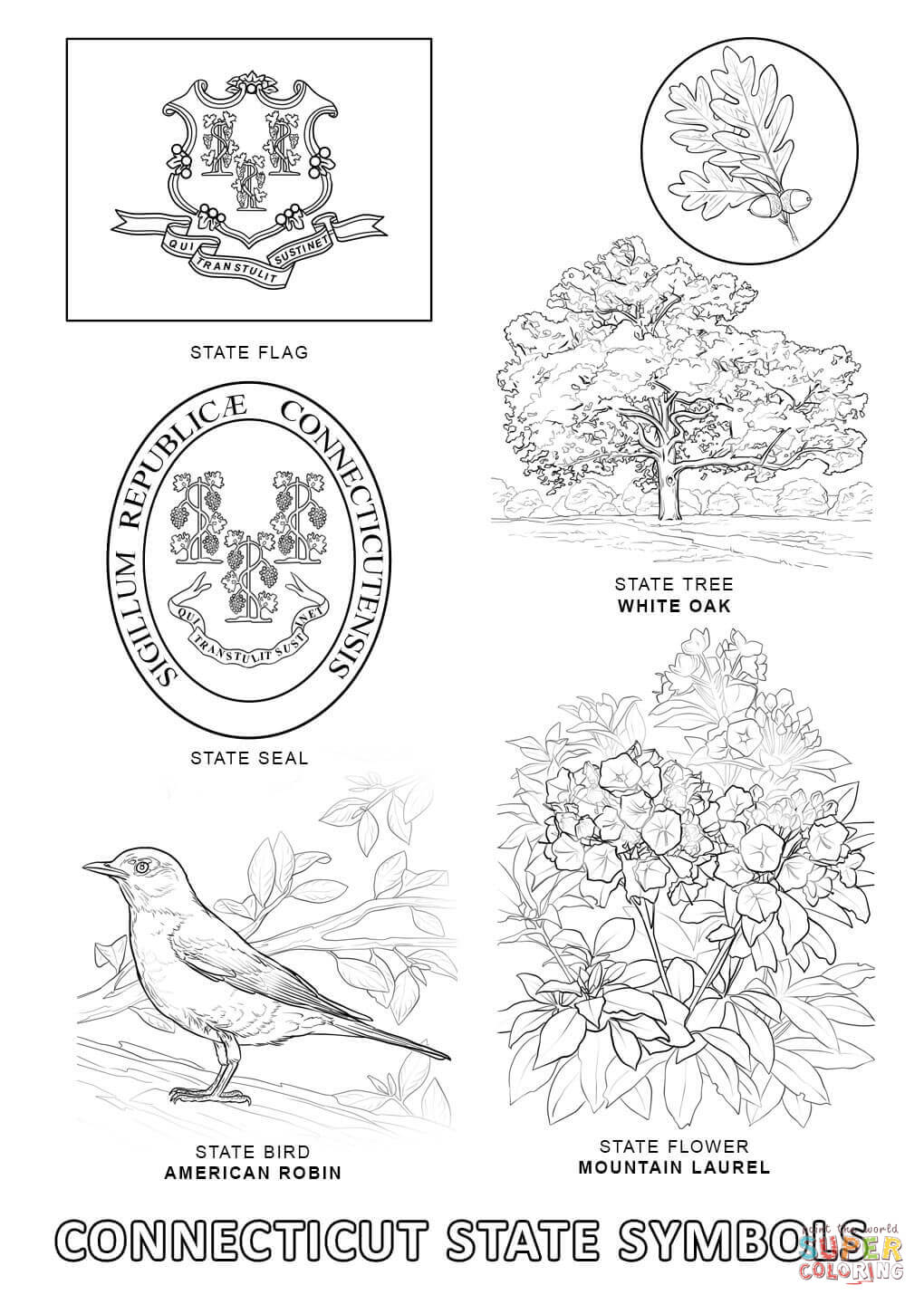 6 Pics of Mississippi State Symbols Coloring Pages - Mississippi ...