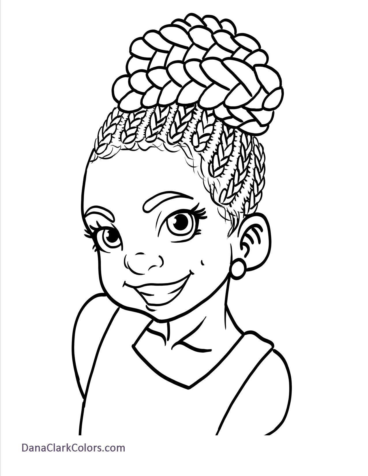 african american kids coloring pages - photo#3