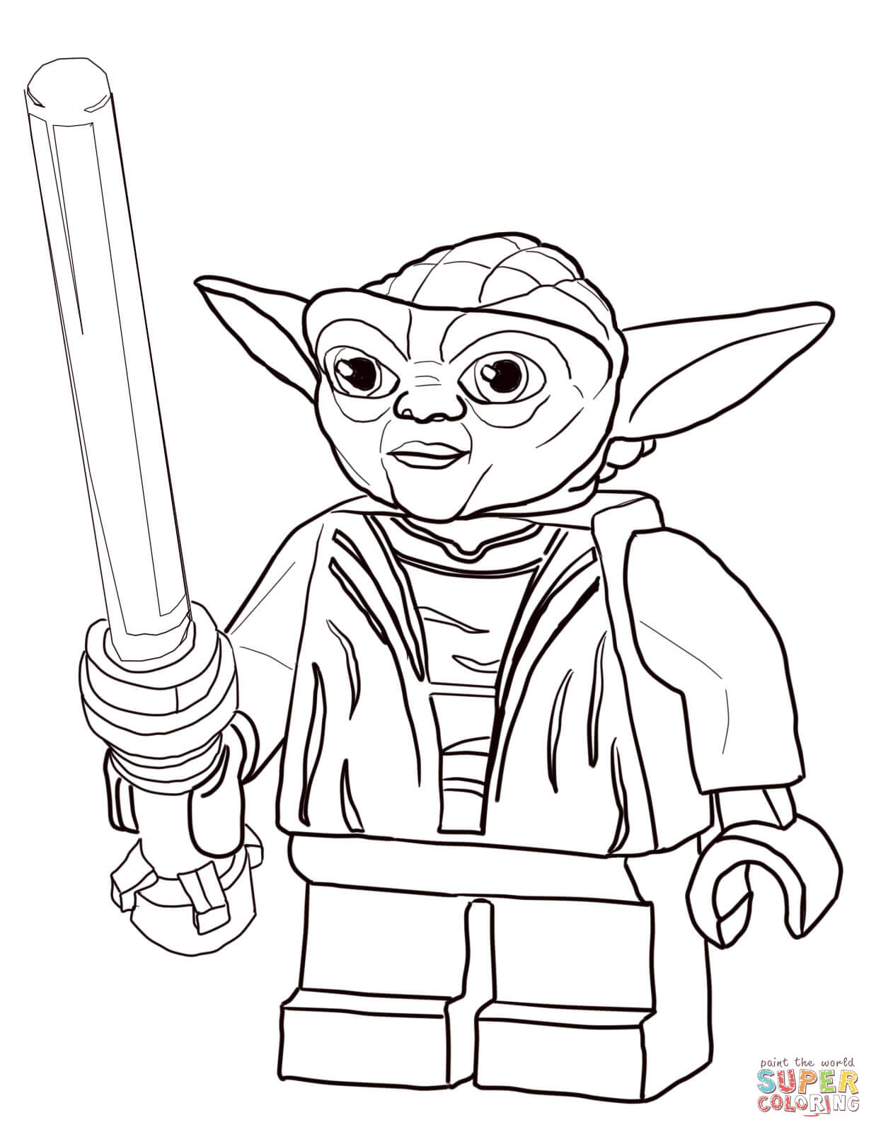 Lego Star Wars Coloring Pictures - Coloring - Coloring Home