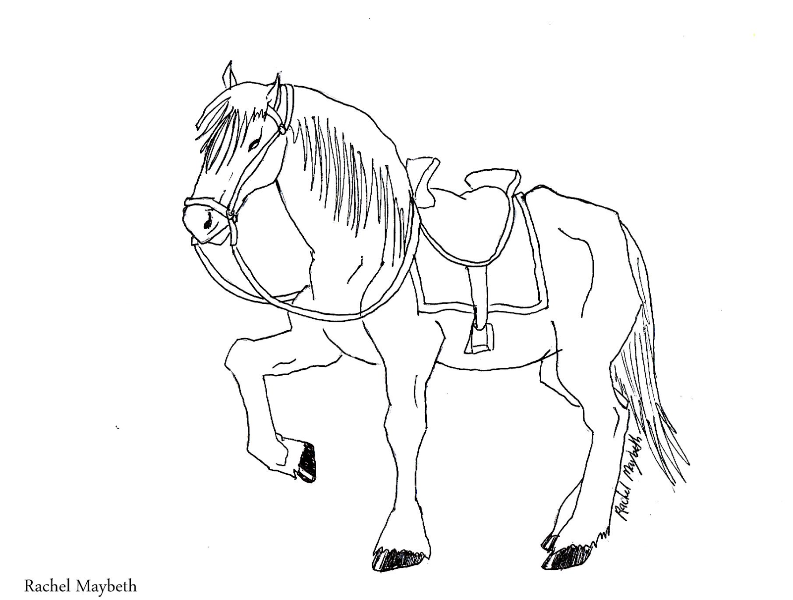 free pegasus coloring pages - photo#25